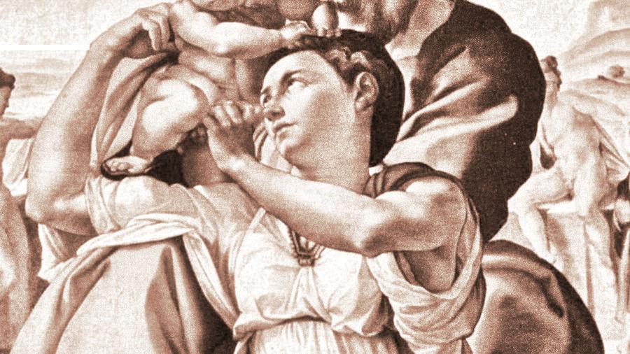 Um Michelangelo por 70 Ducados
